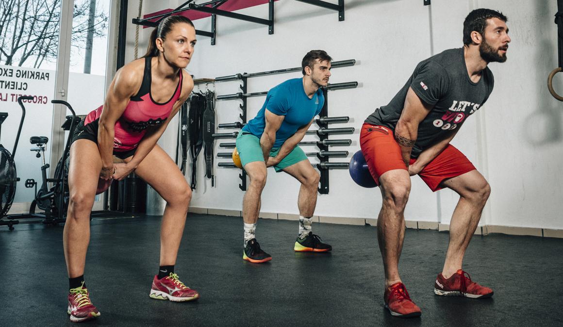 CrossFit para mejorar en resistencia