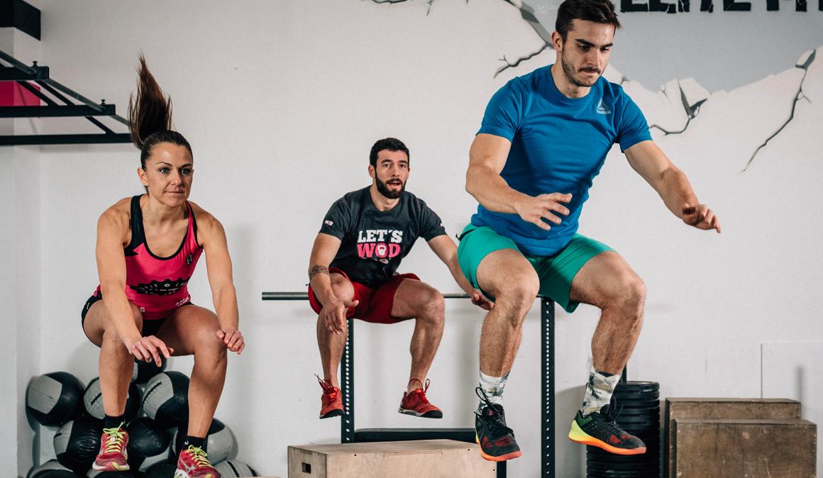 Ejercicios de CrossFit para mejorar la resistencia