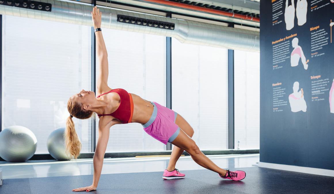 Estiramientos dinámicos: ¡flexibilidad + fuerza en el mismo entrenamiento!