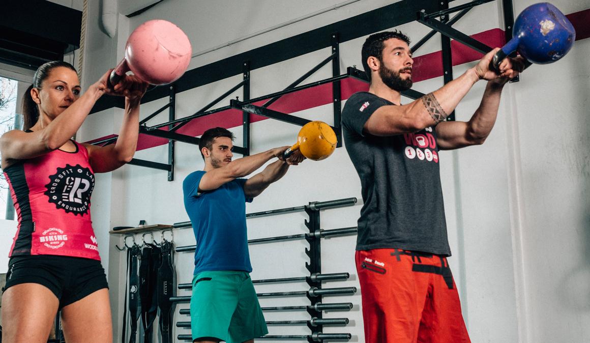 CrossFit para ser más resistente, el plan de entrenamiento