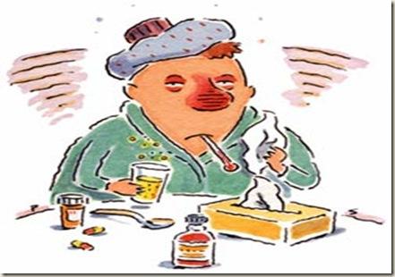 ¿Gripe o resfriado?