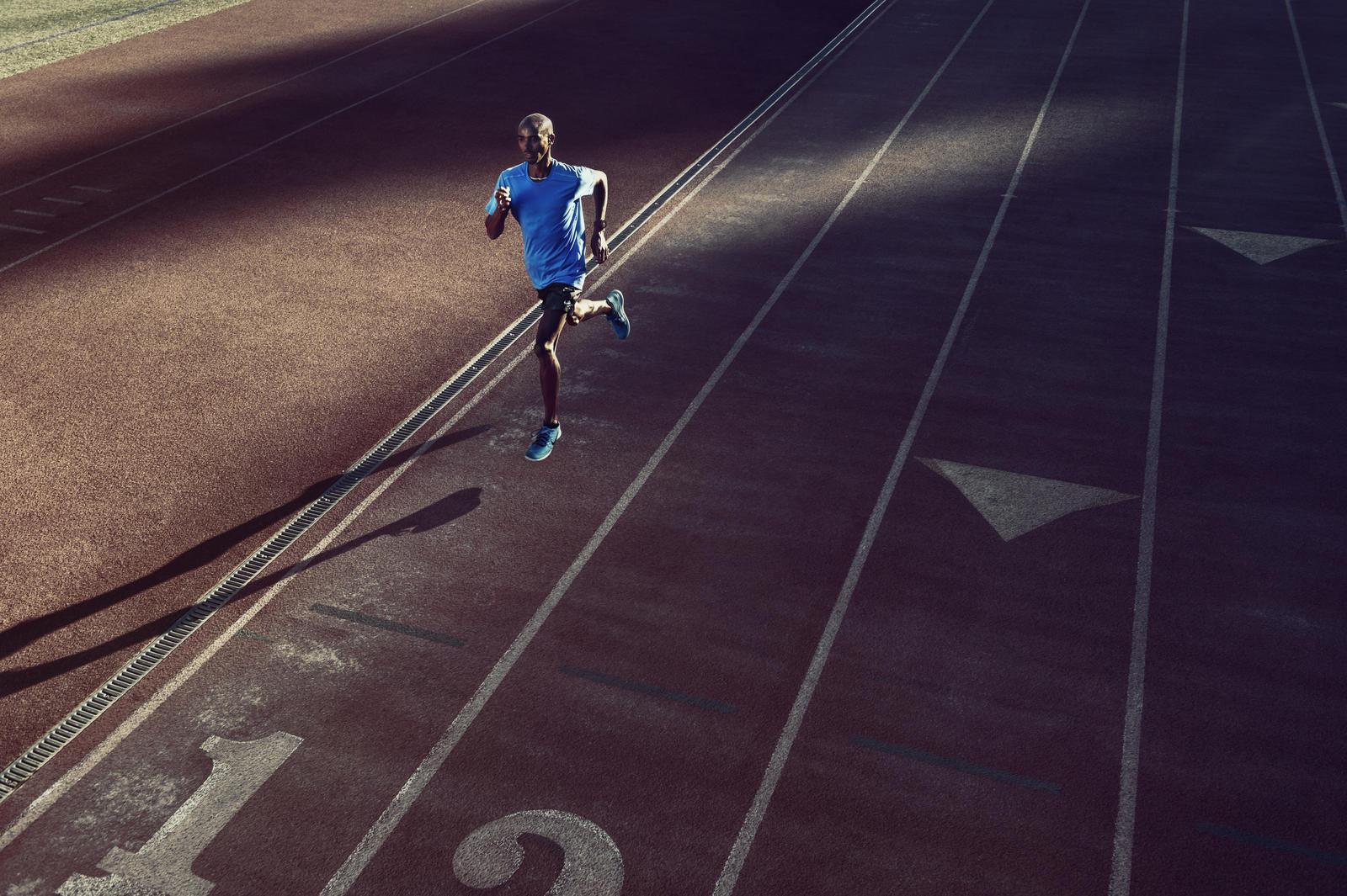 Trabajas tus fibras y mejora tu potencia como corredor