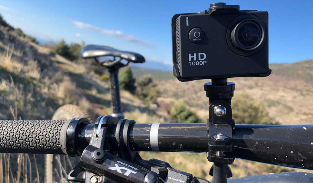 Probamos la cámara de acción sumergible de 46 €