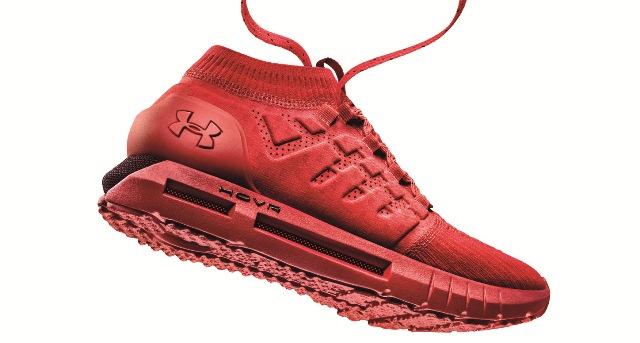 Under Armour lanza HOVR, su nueva línea de zapatillas de running