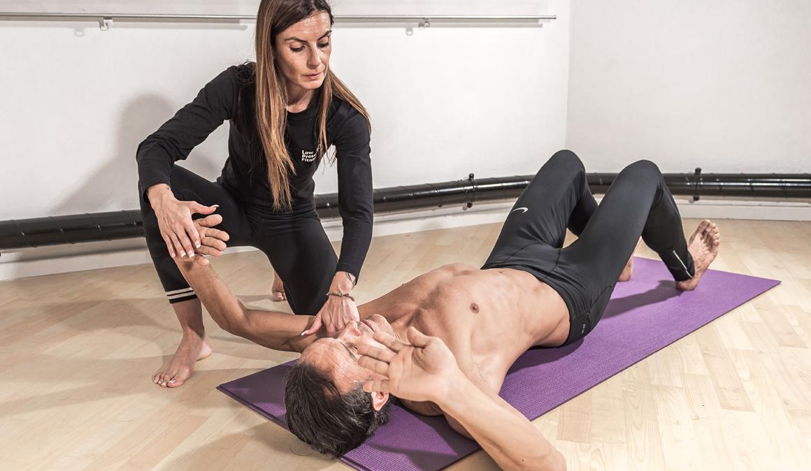 Low pressure fitness: ejercicios para entrenar tu abdomen, respiración y control postural