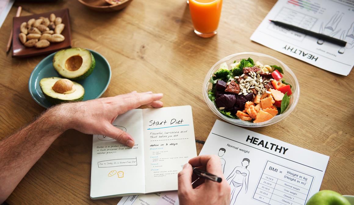 Dietas mágicas vs. alimentación saludable