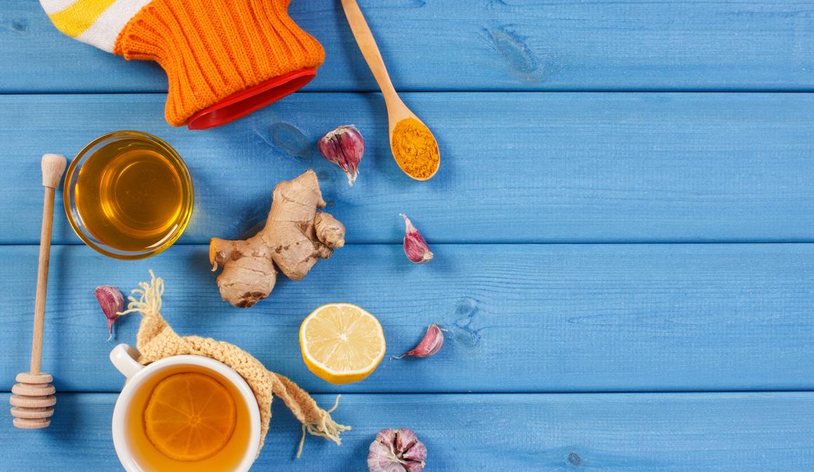 Descubre los mejores remedios caseros para el resfriado