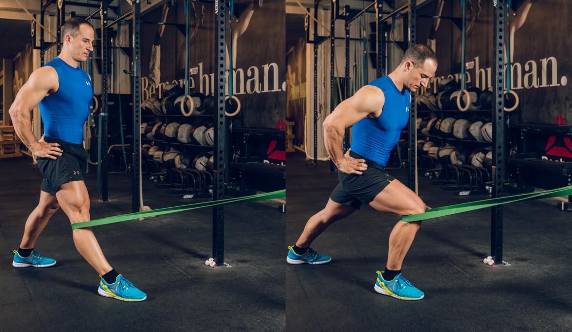 Dos ejercicios para entrenar cuádriceps sin máquinas
