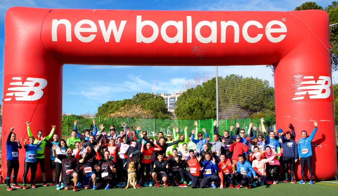 Así ha sido el entrenamiento New Balance Experience en Madrid