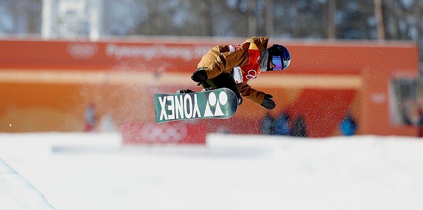 Queralt Castellet, diploma olímpico en snowbaord