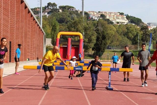 ¡La más divertida de las carreras infantiles en el Zurich Maratón de Sevilla!