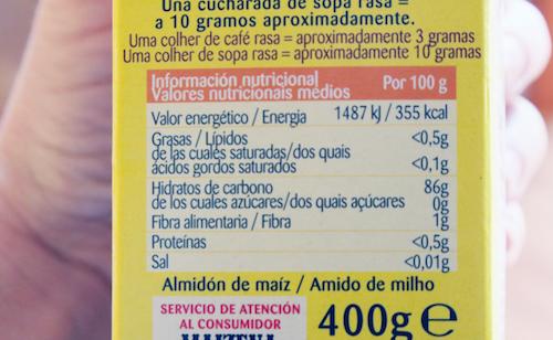Aprende a leer las etiquetas nutricionales y a descifrar lo que significan