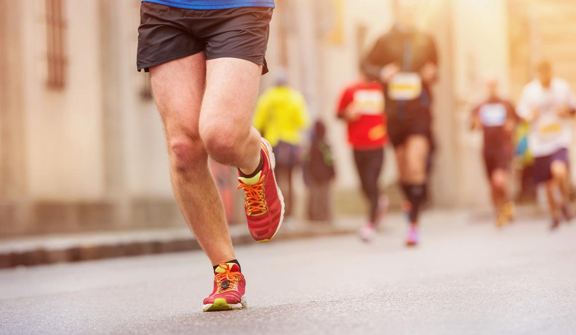 Los ejercicios para un tobillo móvil y sin lesiones