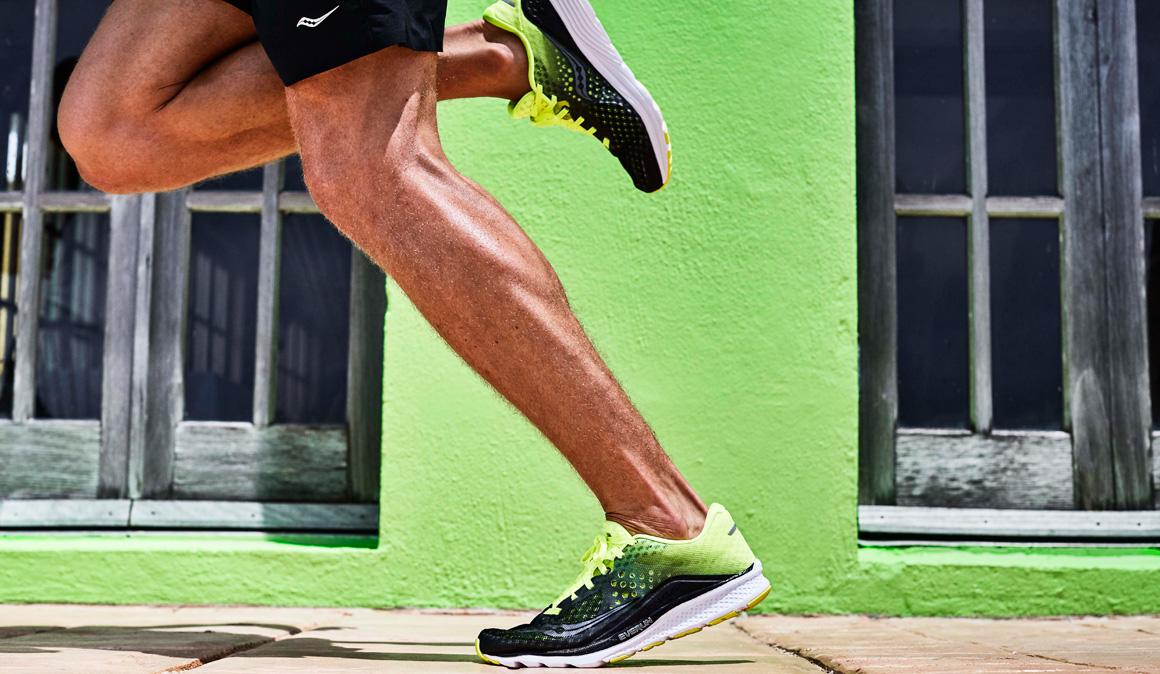 Mejora tu técnica de carrera y los tobillos con el ejercicio de la Grulla