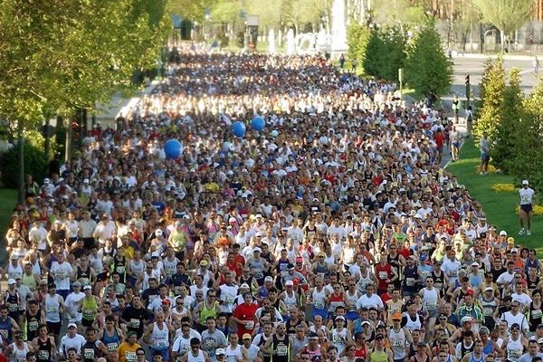 Ultimas 48 horas para apuntarte al Movistar Medio Maratón de Madrid por 22 euros