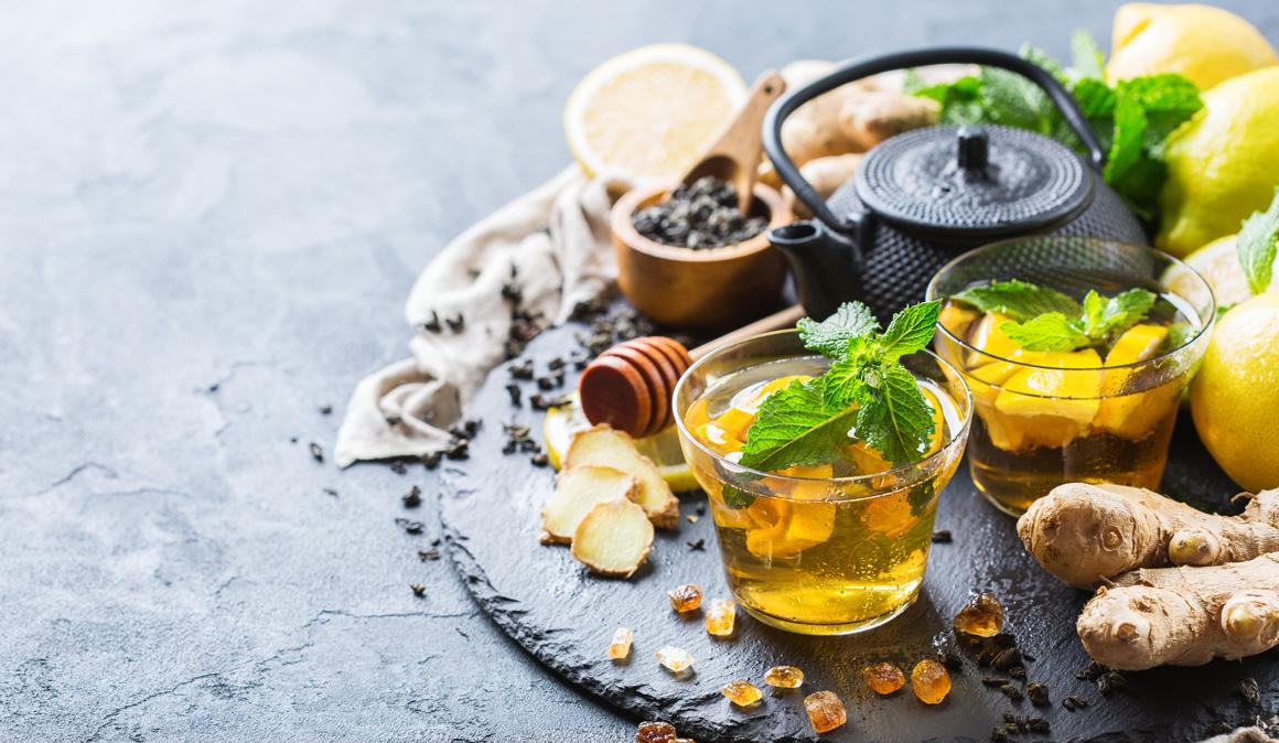 Descubre todas las propiedades del té verde