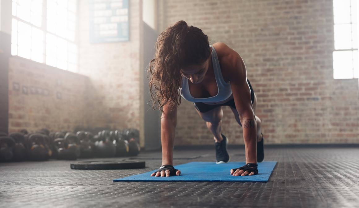Las rutinas de gimnasio más efectivas para mejorar