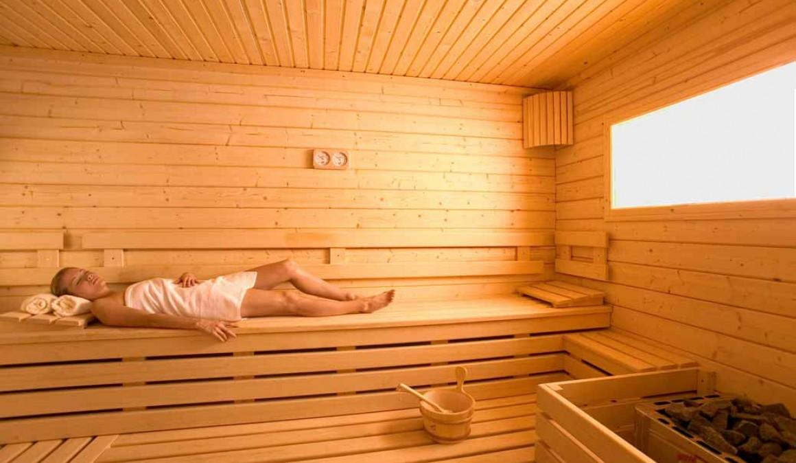 El riesgo de entrar en la sauna al acabar de entrenar