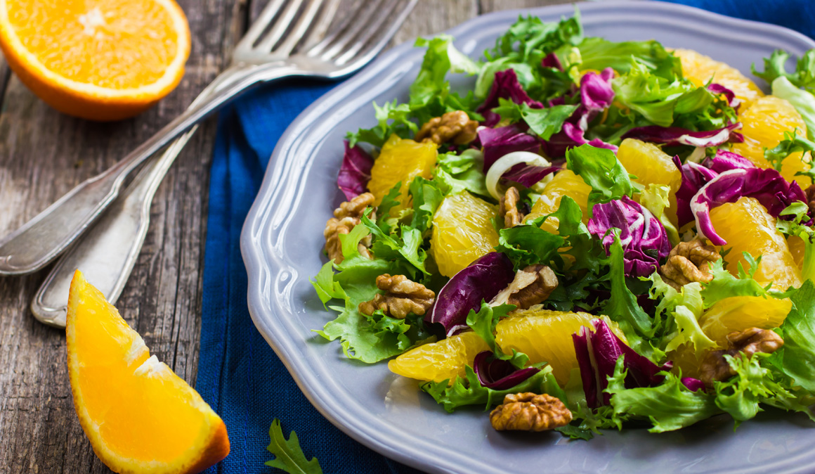 Los beneficios de la escarola, un vegetal de invierno saciante y antioxidante