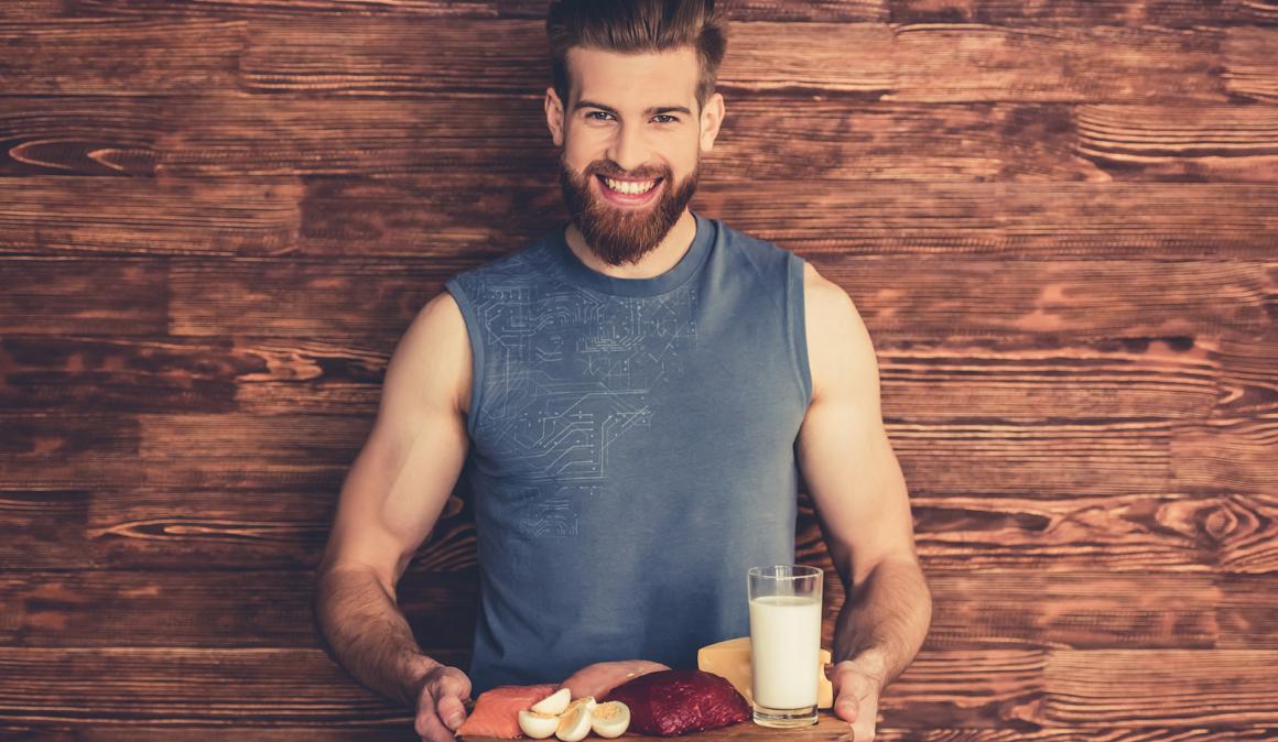 Las mejores proteínas para aumentar masa muscular