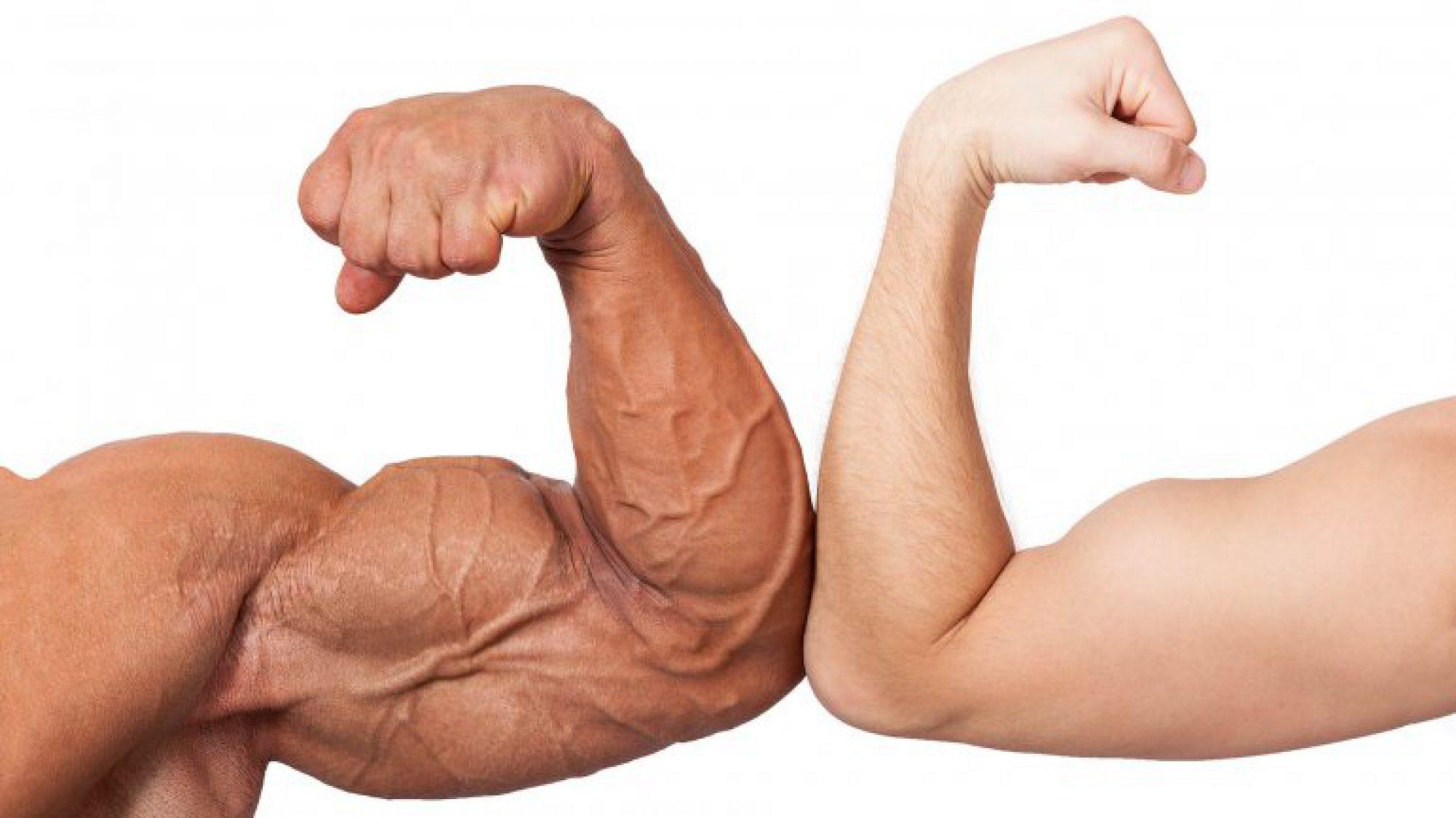 Así dañas tu salud cuando quieres ganar masa muscular con los esteroides anabolizantes