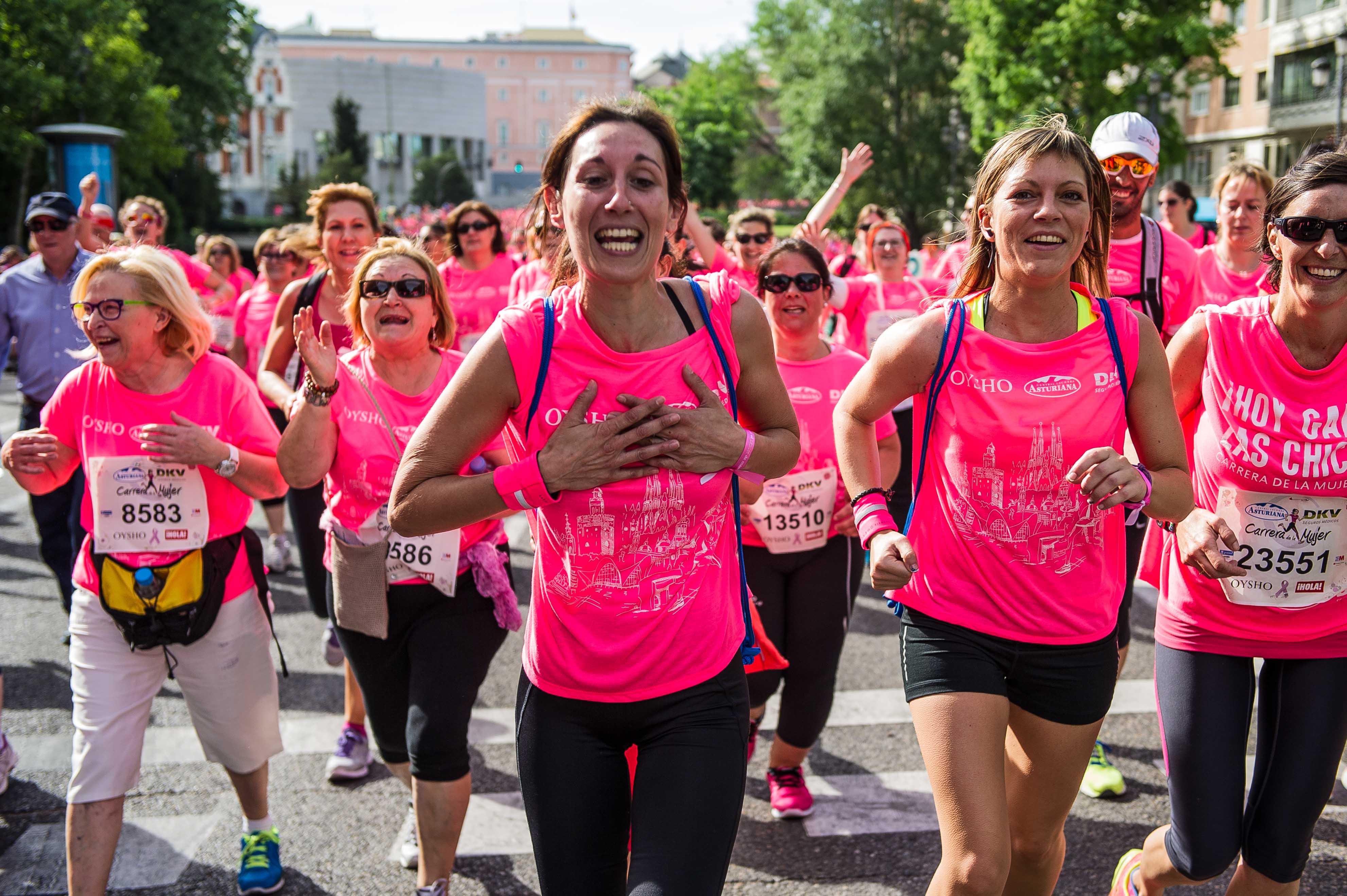 Arrancan las inscripciones para la Carrera de la Mujer de Valencia