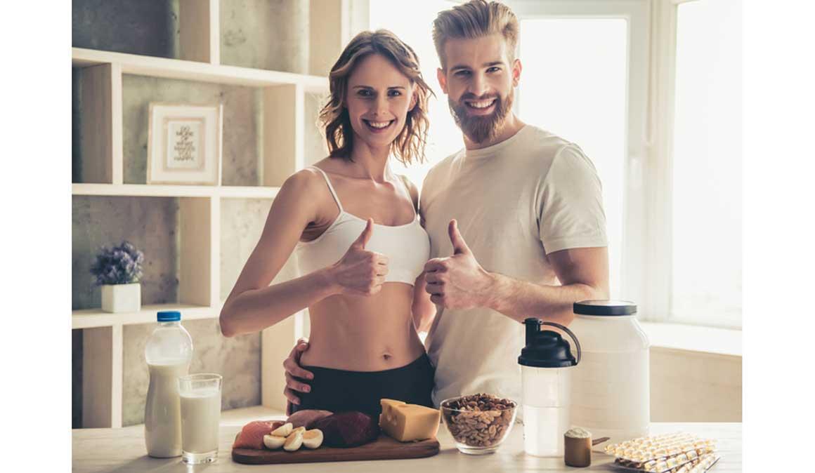 ¿Dieta o entrenamiento para ganar masa muscular?