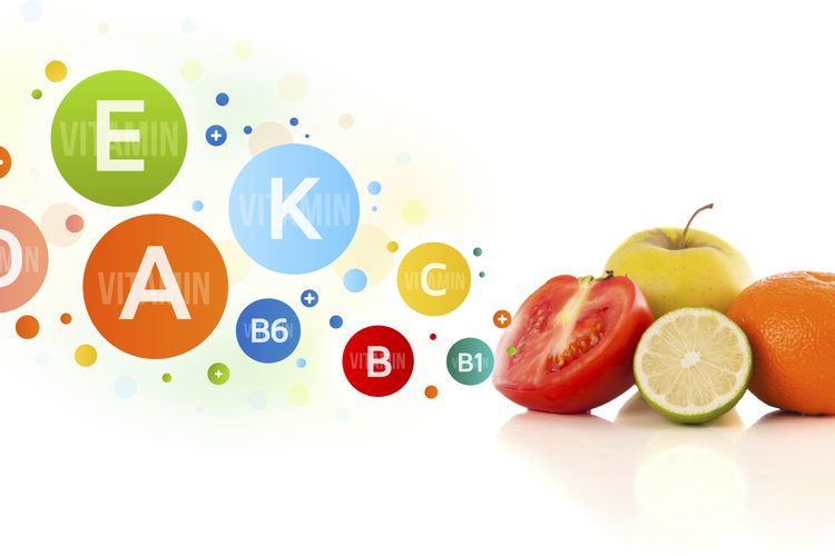 Las grasas que protegen las vitaminas