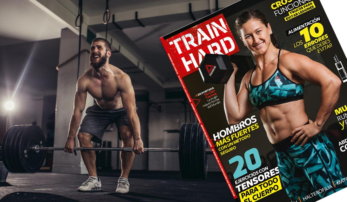 ¡Train Hard nº 9 ya está en quiosco!