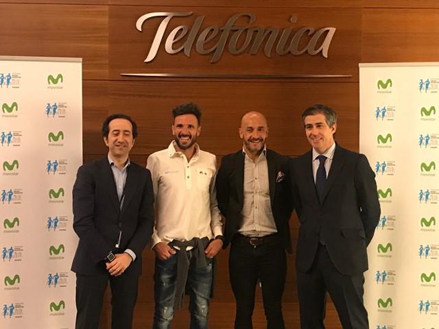 El Movistar Medio Maratón de Madrid será el más conectado de la historia