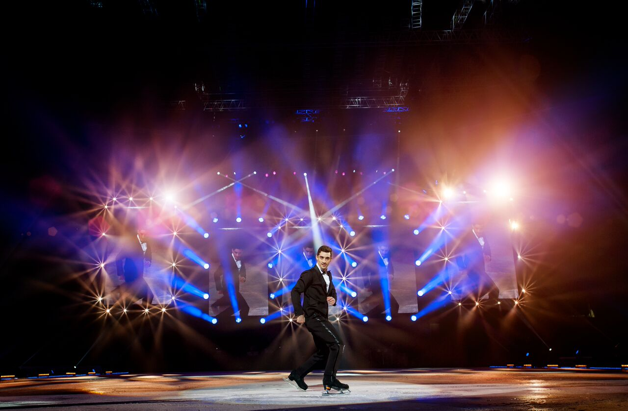 Revolution on Ice, el sueño de Javier Fernández