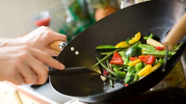 Los trucos para cocinar sin grasa