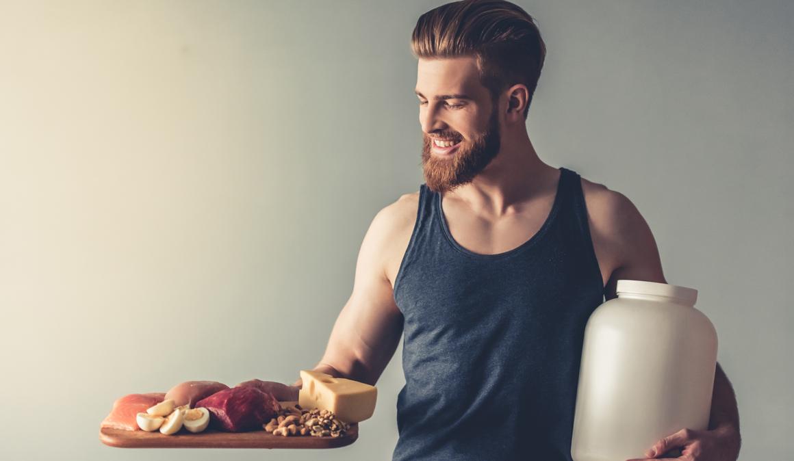 ¿Por qué son tan importantes las proteínas para los deportistas?