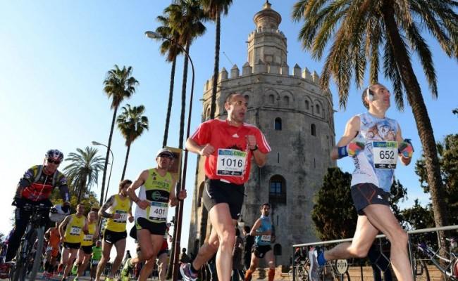 Abiertas las inscripciones para el Zurich Maratón de Sevilla