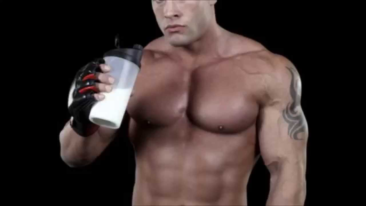 ¡No tomes batidos durante el entrenamiento!