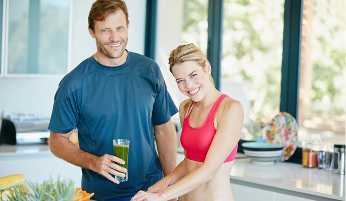¿Comen lo mismo los hombres que las mujeres deportistas?