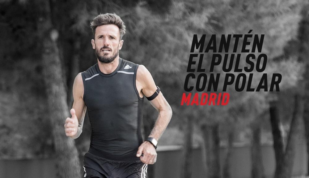 Mantén el pulso con Polar en el Maratón de Madrid