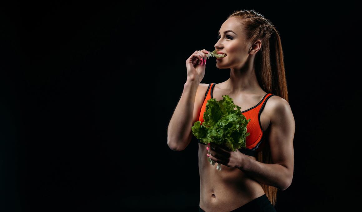 Alimentos estrella para deportistas veganos