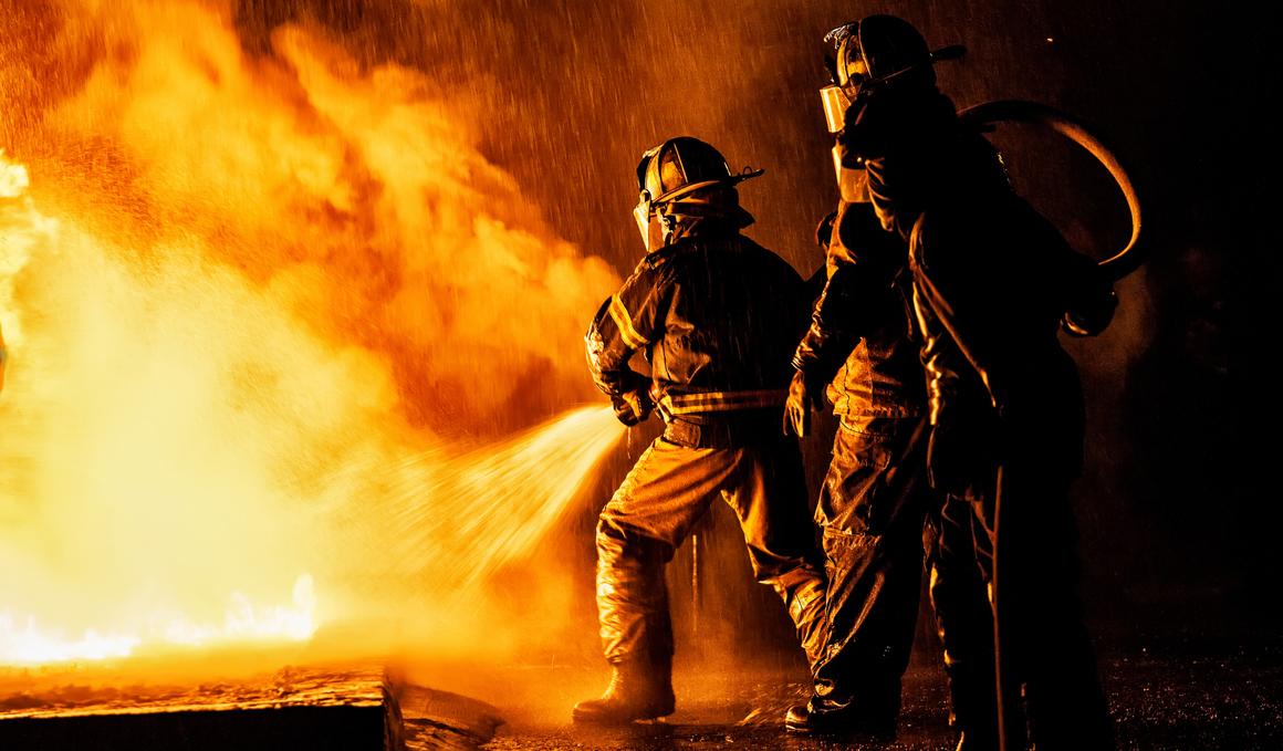 El entrenamiento para llegar a ser bombero