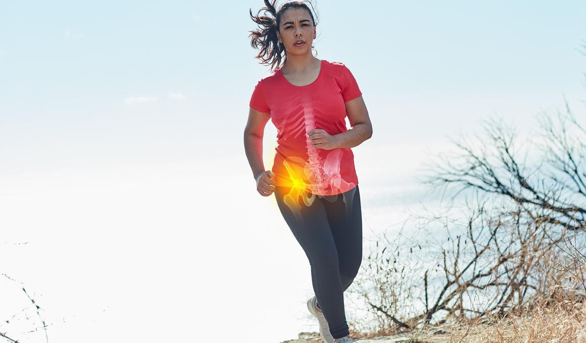 El ejercicio para conseguir una cadera neutra