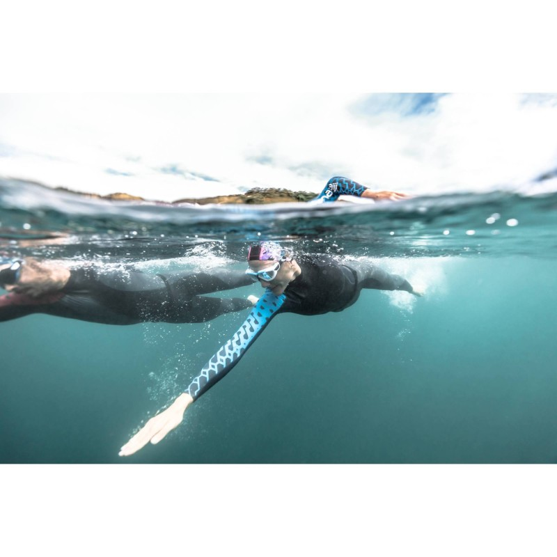 El traje de neopreno de Decathlon para nadar en aguas abiertas