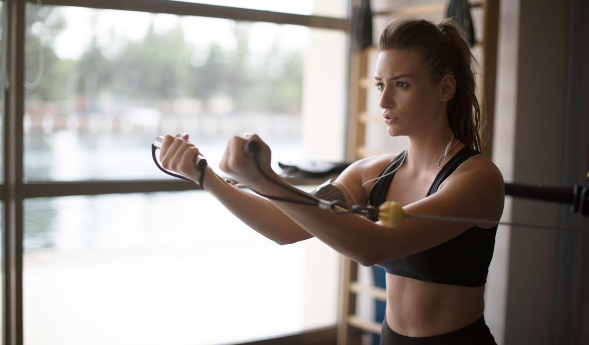 Elige bien tu material de entrenamiento, las ventajas de las poleas y las autocargas