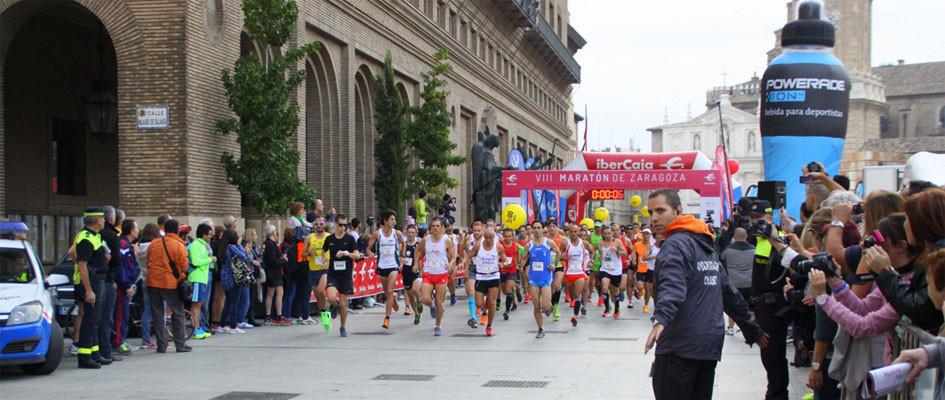 Aplazado el Maratón de Zaragoza