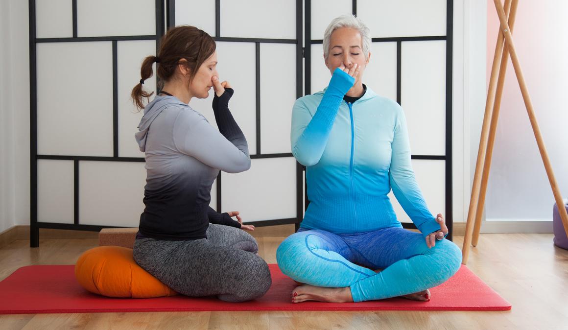 Yoga para el cáncer