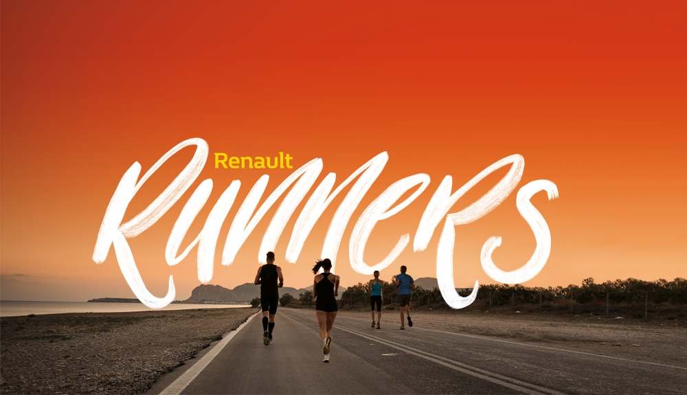 ¡Únete a la causa Renault Runners!