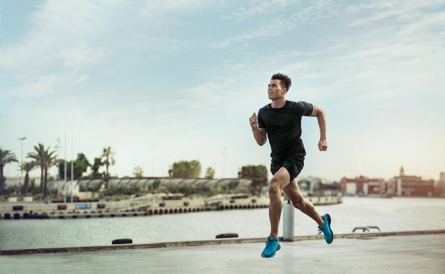 ¿Realmente puedes ir a 180 pasos por minuto cuando corres?