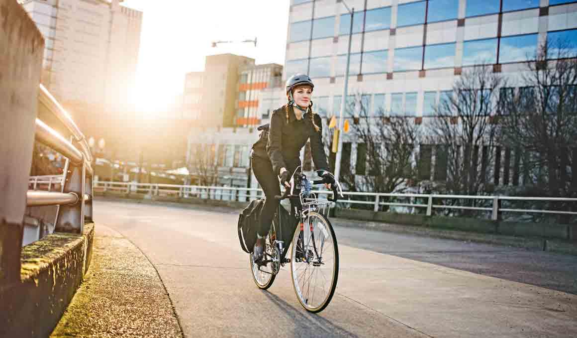 Monta en bici en la ciudad, consejos para pedalear seguro