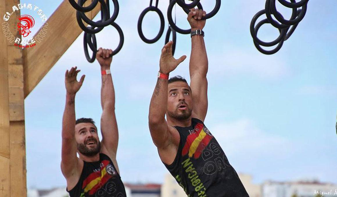 Superados los 1.500 apuntados a la Gladiator Race