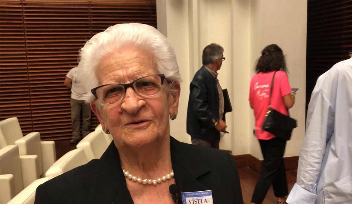 La Carrera de la Mujer de Madrid con 95 años