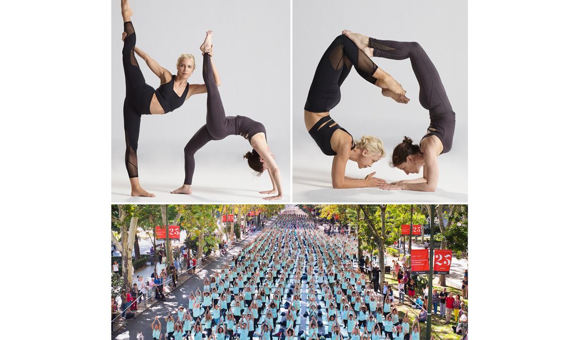 Reserva fecha el 3 de junio para la 6ª edición de Free Yoga by Oysho en Madrid